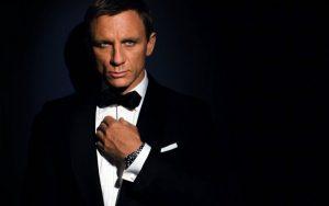 James Bond leader