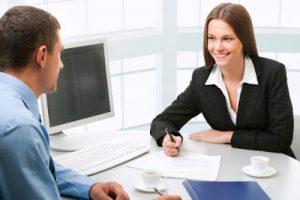 Devenir un leader et entretien d'embauche