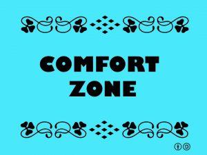 sortir de la zone de confort